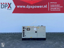 Perkins 1103A-33G - 33 kVA Generator - DPX-15702 construction new generator