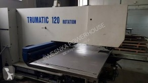 material de obra Trac TRUMPF TRUMATIC, 120 Rotation, Punch Press