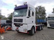 matériel de chantier MAN CIĄGNIK SIODŁOWY MAN 26.463 6x4 HYDRAULIKA -EURO5