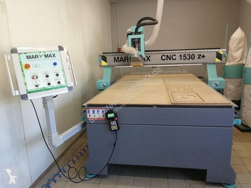 查看照片 施工设备 nc Mar max CNC  1530 -PLOTER FREZUJĄCY