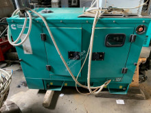 Cummins C11D5 construction used generator