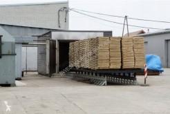 Material de obra Matériel Kabina do produkcji Thermodrewna, maszyny thermo- PROMOCJA