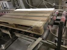 vägbyggmaterial nc Leerpaletteneinzugsbahn/ Empty palette conveyor