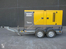 Atlas Copco QAS 60 construction used generator
