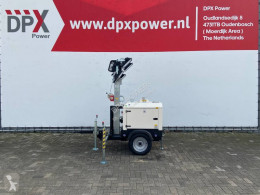 Строителна техника Generac VT EVO - 4x 320W LED Lighttower Yanmar - DPX-30004 електрически агрегат нови