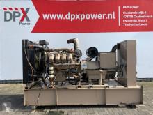 stavebný stroj Scania DC16 - 550 kVA Generator - DPX-12090