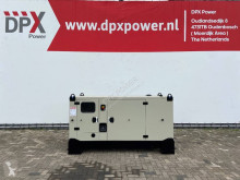 Perkins 1104C-44TAG2 - 110 kVA Generator - DPX-17656 construction new generator
