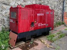 Mosa GE100 construction