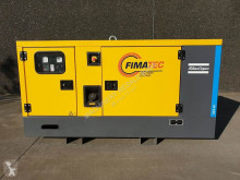 Atlas Copco QES 40 NEW construction used generator