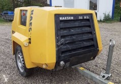 vägbyggmaterial kompressor Kaeser