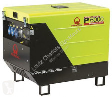 Pramac P6000 construction used generator