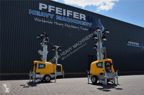 Atlas Copco reflektorkocsi Highlight E3+ New, Max Boom Height 7m, 10 Lux, Lig