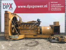 Caterpillar 3512 - 1275 kVA Generator - DPX-11837 construction