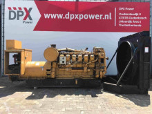 Caterpillar 3512 - 1275 kVA Generator - DPX-11838 construction