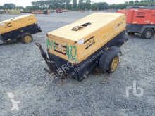 Atlas Copco XAS6700 construction