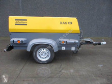 Atlas Copco XAS 67 DD - N construction used compressor