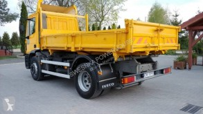 utilaj de şantier Iveco Eurocargo MLC 180E21 – samochód ciężarowy