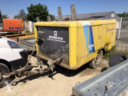 Ingersoll rand p335wd construction used compressor