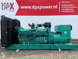 Cummins C1400D5 - 1.400 kVA Generator - DPX-18532-O construction new generator