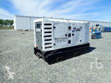 SDMO R165 construction