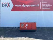 material de obra Himoinsa HIW35 - Iveco - 35 kVA Generator - DPX-12186