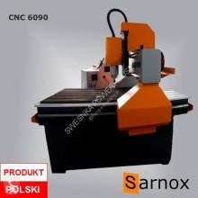 material de obra nc CNC 6090 Sarnox ploter frezujący