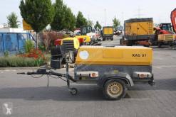 material de obra compressor usado