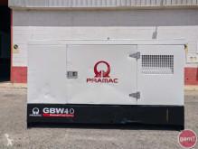 Pramac GBL40 construction