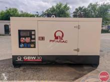 Pramac GBW30 construction