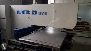 Turbomach TRUMPF TRUMATIC, 120 Rotation, Punch Press construction used other