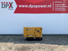 Caterpillar DE18E3 - 18 kVA Generator - DPX-18002 construction new generator