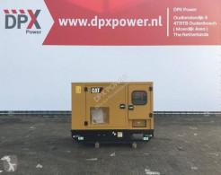 Grupo electrógeno Caterpillar DE9.5E3 - 9.5 kVA Generator - DPX-18000
