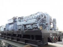 matériel de chantier groupe électrogène MTU