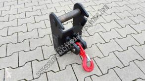 Stavební vybavení NEU Adapter Platte mit Lasthaken MS03 CW05 CW10 další vybavení použitý