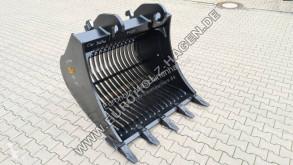 Equipamientos maquinaria OP Pala/cuchara Sieblöffel MS10 MS21 MS25 CW20 CW30 CW40 10-35t