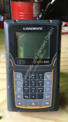 matériel de chantier Loadrite Trimble (954) L 2180 Waage / scale weighing syste