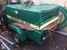 Irmer + Elze 96/4 construction used compressor