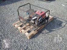 matériel de chantier groupe électrogène Honda