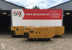 Caterpillar C9 DE250E0 - 250 kVA Generator - DPX-18019 construction