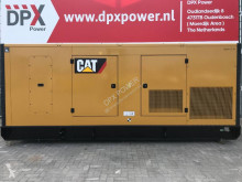 Caterpillar C18 - 715 kVA Generator - DPX-18030 construction