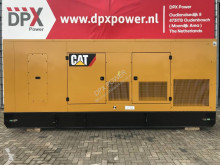 Caterpillar C18 - 850 kVA Generator - DPX-18032 construction