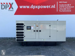 Doosan engine P126TI-II - 330 kVA Generator - DPX-15552 construction new generator