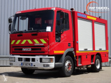 Iveco Euro Cargo 80 E15 Calamiteitenauto, Rescue-Vehicle - 17,5 kva 24/220/380 Generator grup electrogen second-hand
