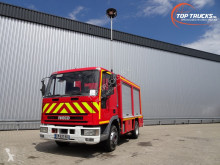 Camion pompiers Iveco 80E150 Calamiteiten truck, 16 KVA Electricity aggregate, Elektrizitat Aggregat, Elektriciteit Aggregaat, water tank, high pressu
