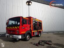 Camión bomberos Renault S 180 Midliner Calamiteiten truck, Rescue-Vehicle - Electricity generator, 20 KVA Elektrizitat Generator, Elektriciteit generato