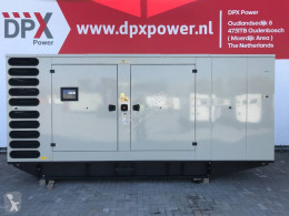 Doosan engine DP222LC - 825 kVA Generator - DPX-15565 construction