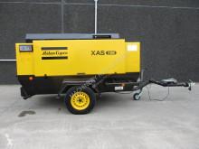 Matériel de chantier compresseur Atlas Copco XAS 186 DD - N