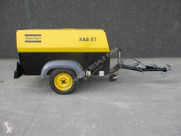 Atlas Copco XAS 57 DD compresor second-hand