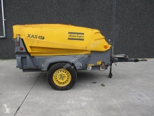 Atlas Copco XAS 67 DD construction used compressor