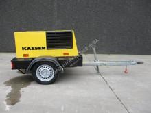 Vägbyggmaterial Kaeser M 20 kompressor begagnad